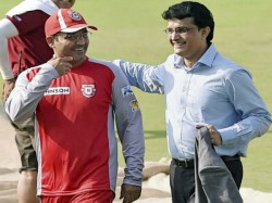 Virender Sehwag Congratulates Would Be Bcci President Sourav