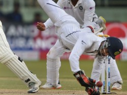 Wriddhiman Saha Takes Another Stunning Catch In Second Innin