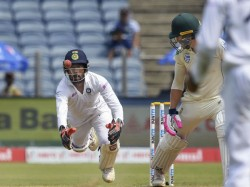 Wriddhiman Saha Will Reach To Ms Dhoni In Test Against Bangladesh