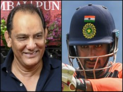 Azharuddin And Rayudu Engaged Into Tweet War