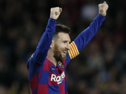 Lionel Messi Equals Cristiano Ronaldo In La Liga