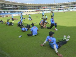 Is Rain Interrupted On India Vs Bangladesh 2nd T