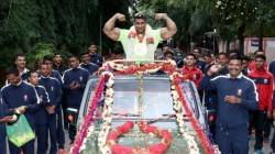 Indian Army Havildar Won Gold Medal In World Championships