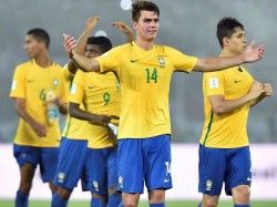 Brazil Win Under 17 World Cup At Home By Beating Mexico