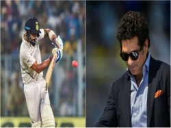 Pink Ball Test Virat Hits 70th International Century 30 Away From Sachin Tendulkar