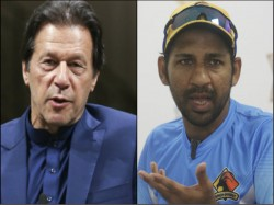 Pakistan Prime Minister Imran Khan Gives Advise To Sarfaraz Ahmed