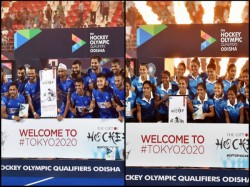 India S Men And Women Hockey Team Book Ticket To Tokyo Olympics