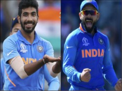 Virat Kohli And Jasprit Bumrah Retains Number One In Odi Ranking