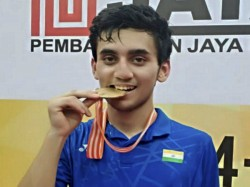 Indian Shuttler Lakshya Sen Failed To Qualify In Malaysia Masters