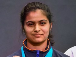 Manu Bhakar Bags Gold In Issf World Cup Breaks Junior World Record