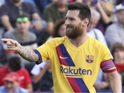 Barcelona Face Shocking Defeat In La Liga