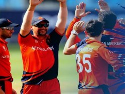 Netherlands Beat Papua New Guinea Wins T20 World Cup Qualifiers