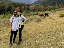 Why Anushka Sharma Wears Virat Kohli S Clothes Reveales Actress Herself