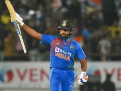 Rohit Sharma Gone Past Ms Dhoni S Record In Rajkot