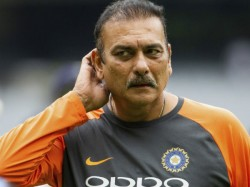 Ravi Shastri Trolled After Shares Picture With Former India Coach Anil Kumble