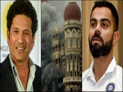 Virat Kohli Sachin Tendulkar Pays Emotional Tributes On 11th Year Of Mumbai Attacks
