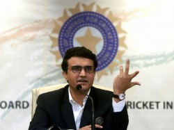 Sourav Ganguly Bcci Ethics Officer Clearing Conflict Of Interset Complainst Sourav
