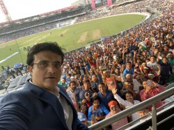 Sourav Ganguly Speaks About The Possibility Of Day Night Test In New Zealand