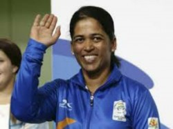 Shooter Tejaswini Begs Berth In Tokyo Olyimpics As 12th Indian