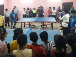 Table Tennis Academy Starts In Shalbani