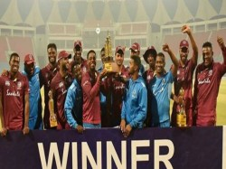 Afghanistan Vs West Indies 3rd Odi Wi Beat Afg By 5 Wickets Win Series By 3 O