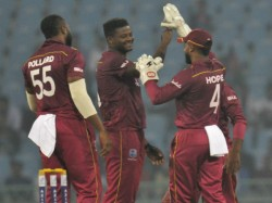 West Indies Beat Afghanistan In First T