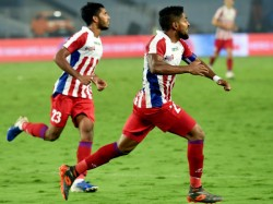 Atk End With A Draw Against Hyderabad In Isl
