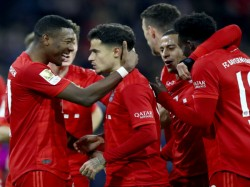 Bayern Beat Chelsea In Champions League Bercelona Ends With Draw