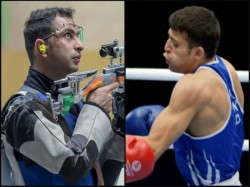 Indian Shooter And Boxer Fail To Clear Dope Test