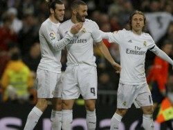 Karim Benzema Helps Last Minute Goal To Draw For Real Madrid Vs Valencia