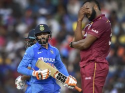 Ind Vs Wi Ravindra Jadeja Given Run Out In Controversial Manner