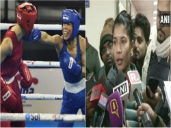 Boxer Nikhat Zareen Says Fighting For A Fair Trial Against System Not Mary Kom