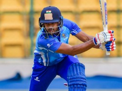Mayank Agarwal Replaces Injured Shikhar Dhawan For Odi Agaist West Indies