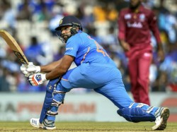 Ind Vs Wi Rohit Sharma Breaks 22 Years Old Sanath Jayasuriya S Record In Third Odi