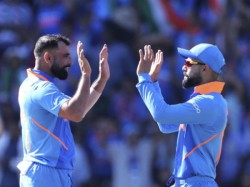 Ind Vs Wi Mohammed Shami Ends Up As Highest Odi Wicket Taker In A Calendar Year