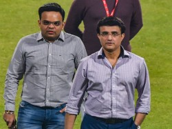 Sourav Ganguly And Jay Shah Will Meet Ecb Official This Week