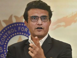 Sourav Ganguly Posts Selfie At Lord S Says Get Back As Bcci Captain