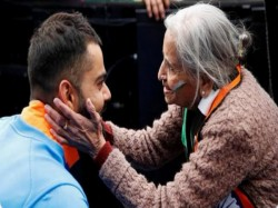 Team India S 87 Year Old Superfan Charulata Patel Passed Away