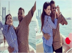 Hardik Pandya S Father Has No Information Of His Engagement