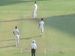 Madhya Pradesh Bowler Claims Hat Trick In 1st Over On Ranji Debut