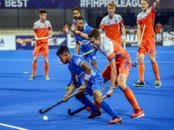 India Beat Netherlands Win Shootout 3 1 In Fih Pro League