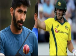 Aaron Finch Is Not Comfortable To Play Against Bhuvneshwar Kumar And Jasprit Bumrah