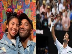 Novak Djokovic Pays Tribute To His Late Friend And Mentor Kobe Bryant