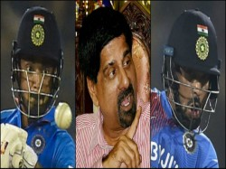Kris Srikkanth Is Not Impressed With Shikhar Dhawan S Batting Form