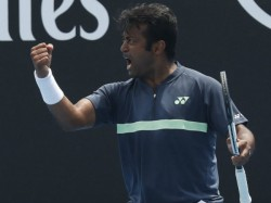 Australian Open Leander Paes Reach Australian Open Mixes Doubles 2nd Round Pair With Jelena Ostapenk