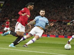 Manchester City Beat Manchester United In League Cup Semi Final
