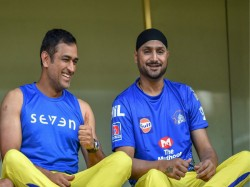 Harbhajan Singh S Big Statement After Msd Out Of Bcci S Central Contract