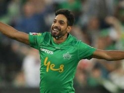 Bbl Pakistan Pacer Haris Rauf Claims 2nd Hat Trick Of The Day After Rashid Khan