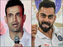Irfan Pathan Disagrees With Indian Skipper Virat Kohli On Icc S Proposal Of 4day Tests
