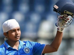 India Vs New Zealand Prithvi Shaw Picked Ahead Of Mayank Agarwal In Spite Of Worse List A Record
